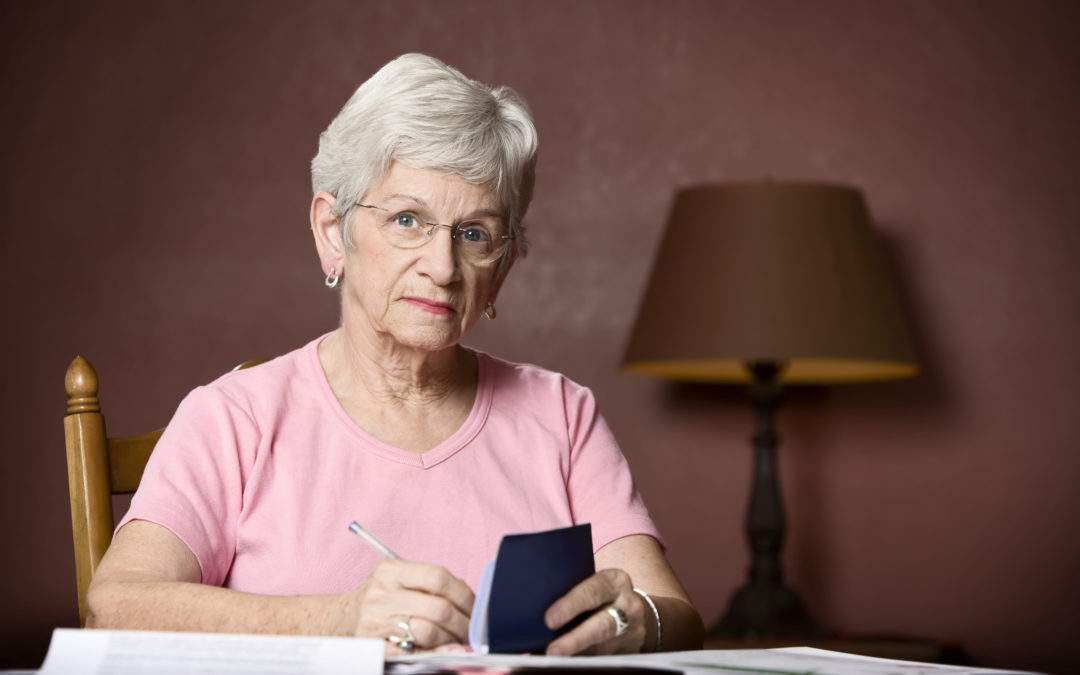 Women worry more than men about senior healthcare costs, data shows
